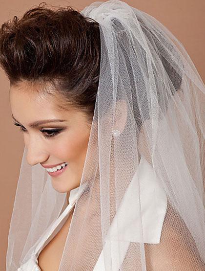Самые красивые свадебные прически : фото свадебных причесок 33