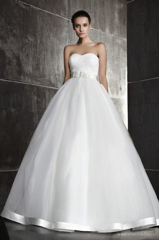 Свадебное платье беременным пышное