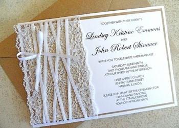 Как своими руками сделать оригинальные приглашения на свадьбу? Шаблоны и рекомендации