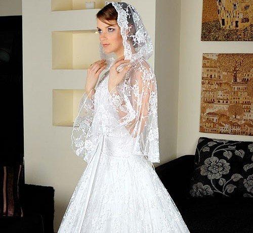Платье для венчание в церкви