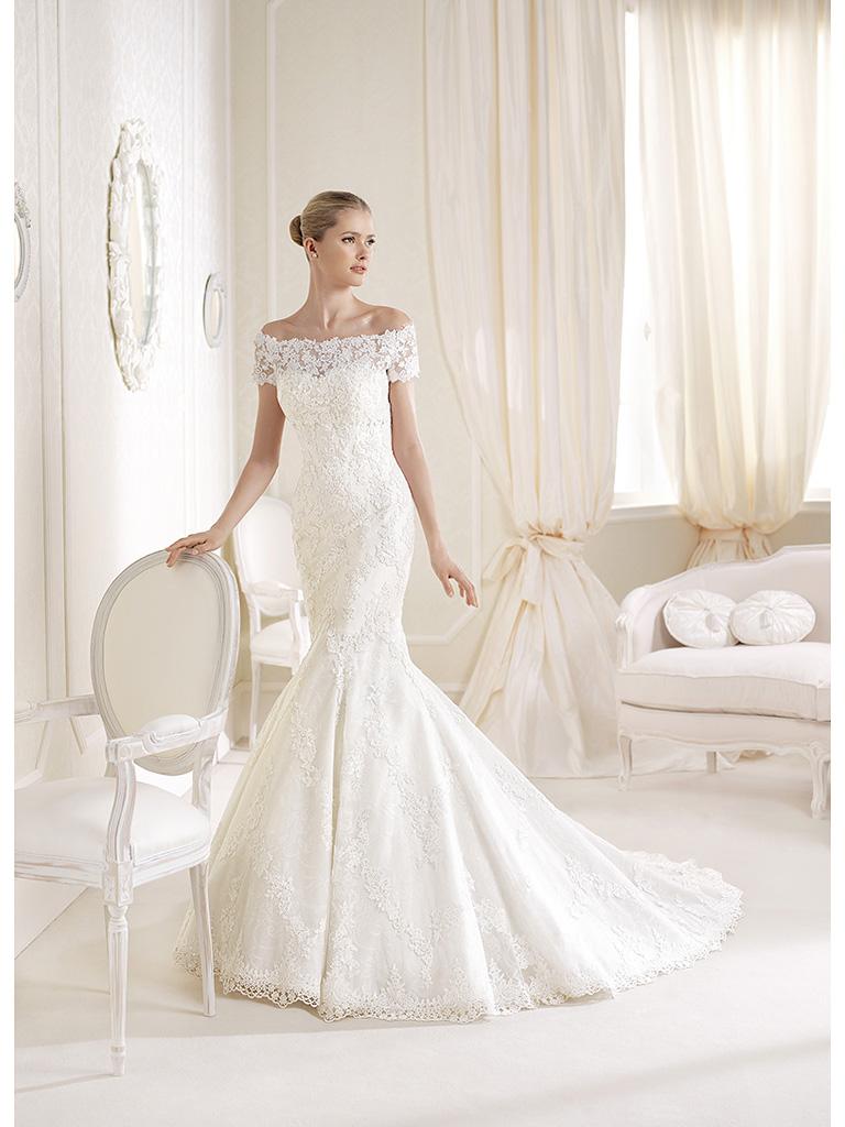 Платье русалка свадебное 2015