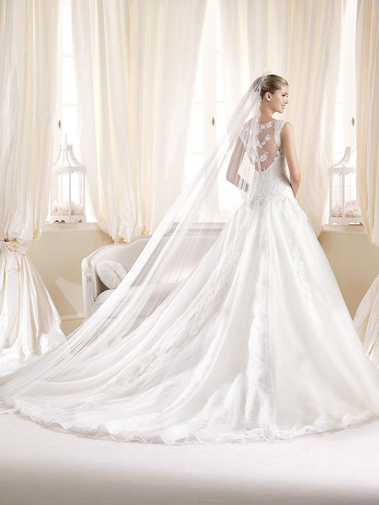 Свадебные платья с двумя ми