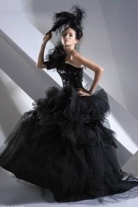 черное свадебное платье сонник