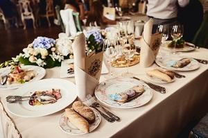 Свадьба в ресторане доставит меньше хлопот
