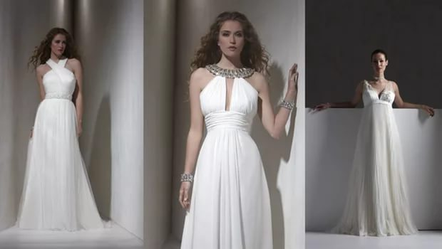 В таком платье любая почувствует себя богиней