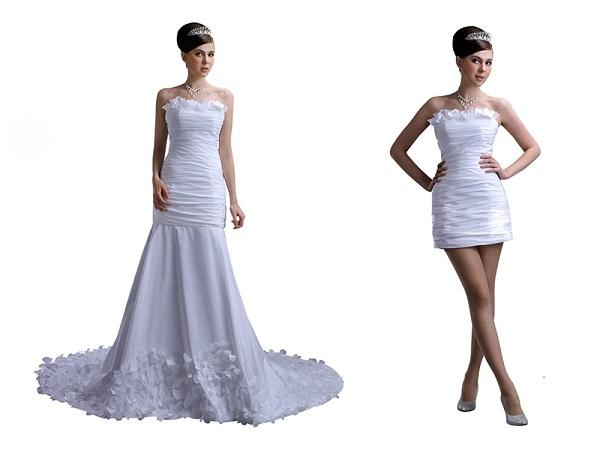 Удобное платье-трансформер