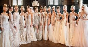 Свадебные платья 2018: модные тенденции