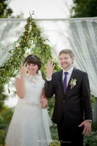 выездная регистрация брака фото