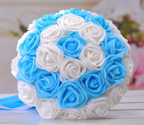 Цветок для невесты своими руками