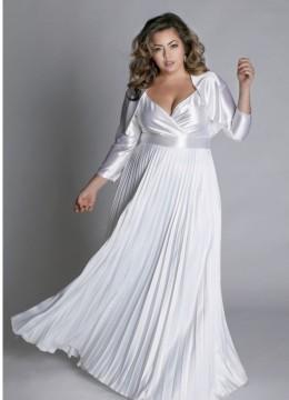 Свадебные-платья-для-полных-девушек