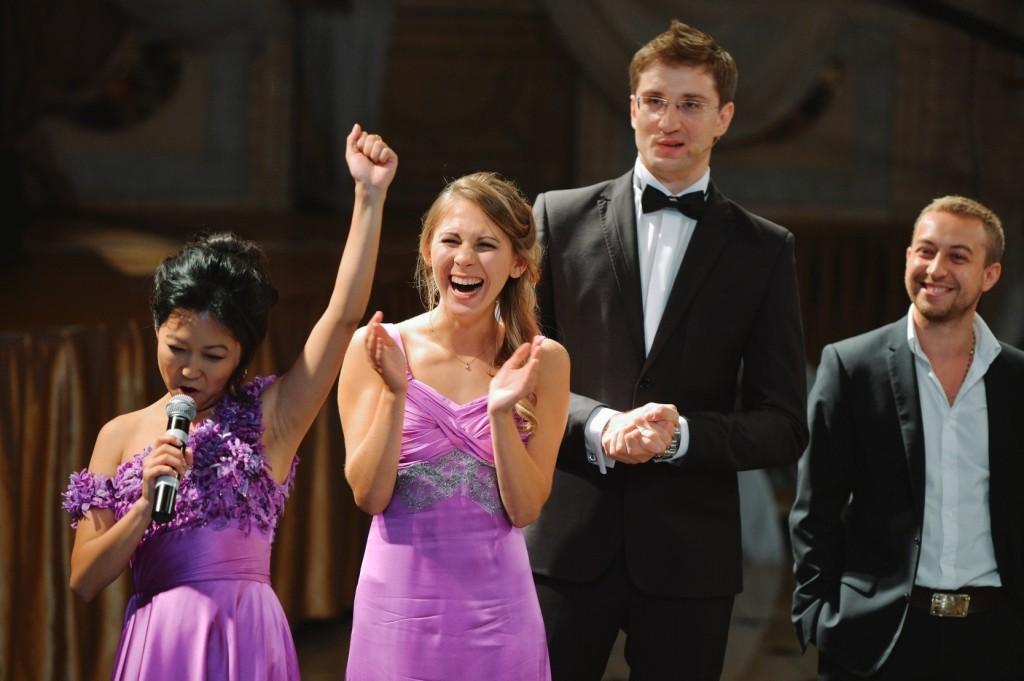 хорошие и правильные конкурсы сделают свадьбу живой