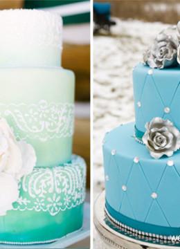 svadebnyj-tort-v-biryuzovom-cvete-1