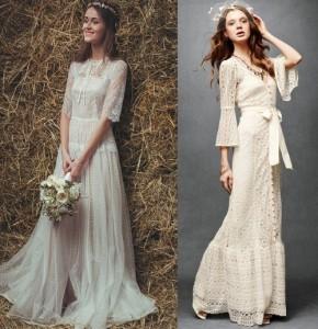 Стиль рустик очень изысканно смотрится на свадьбе