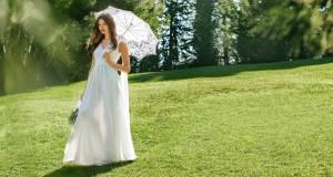 Фото свадебных платьев в греческом стиле