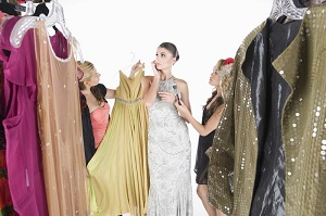 Покупка платья - серьезное дело