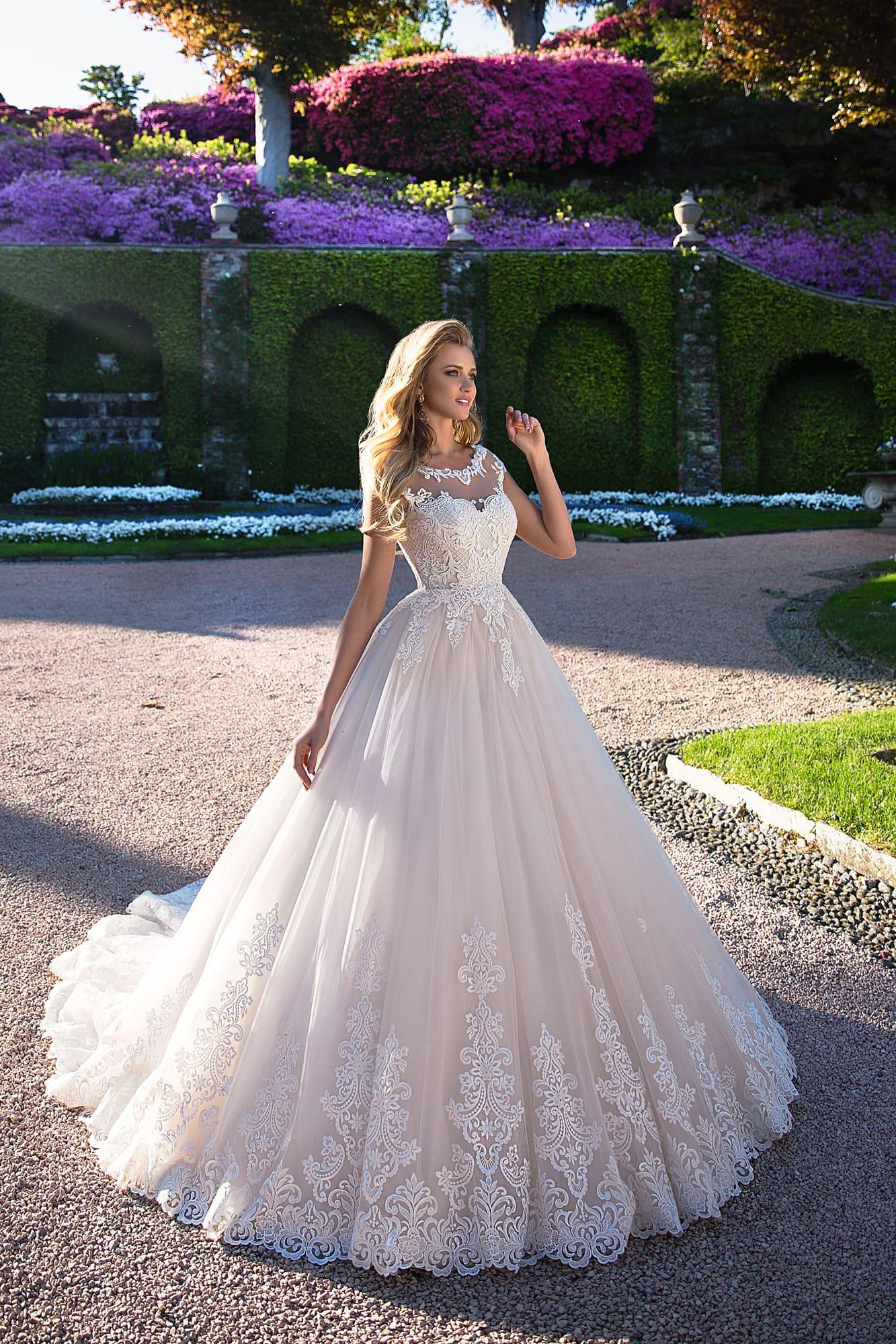 картинки свадебного платья не пышного цветения минусов- меня