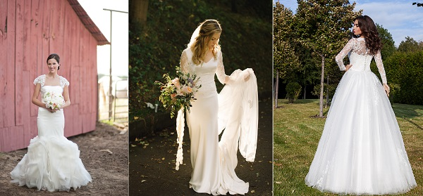 Варианты для свадьбы на природе